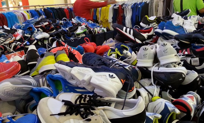 Sneakers Over Everything