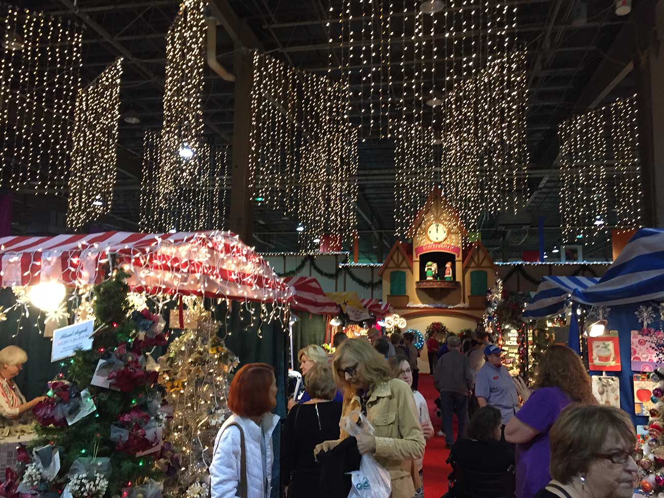 southern christmas show park expo conference center